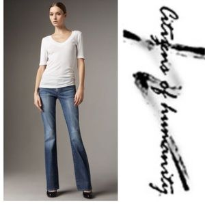 Citizens of Humanity Kelly Low waist Bootcut Jean